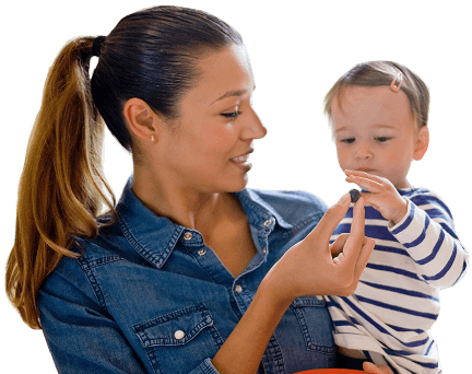 Kinderbetreuerin für Kinderbetreuung Ludwigsburg
